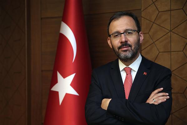 Mehmet Muharrem Kasapoğlu koronavirüse yakalandı