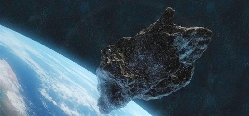 NASA: ''Dünyaya 5 asteroit yaklaşıyor''