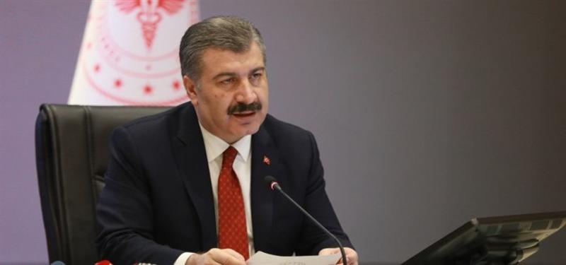 Fahrettin Koca: ''İstanbul'da vaka sayısı Türkiye genelinin %40'ına ulaştı''