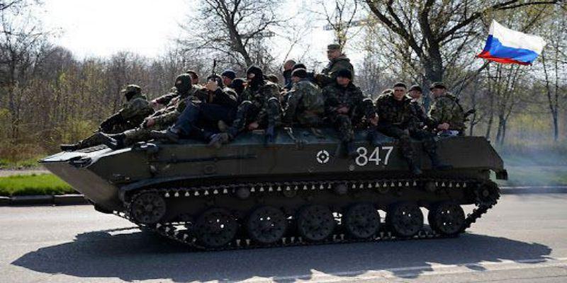 Rusya'nın Müttefiği Ermenistan Olarak Berlirtildi