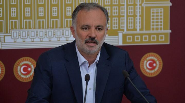 Ayhan Bilgen görevinden alındı