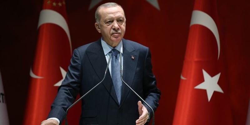 Cumhurbaşkanı Erdoğan: ''Ülkemizi iş yapma kolaylığı endeksinde 33. sıraya yerleştirdik''