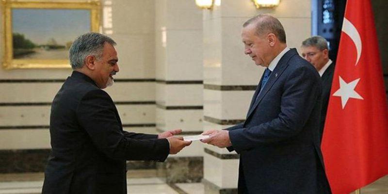 İran'ın Ankara Büyükelçisi Duyurdu