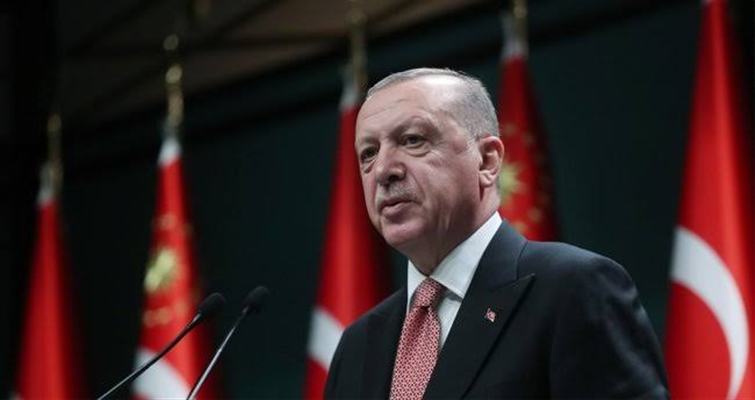 Cumhurbaşkanı Erdoğan'dan terli aşının durumu hakkında açıklama