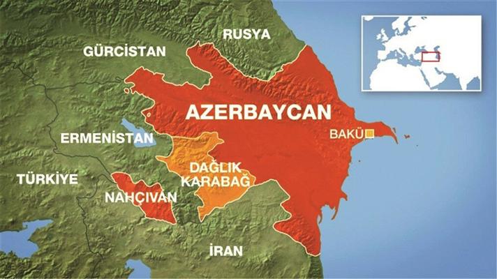 Azerbaycan kısmi seferberlik ilan etti