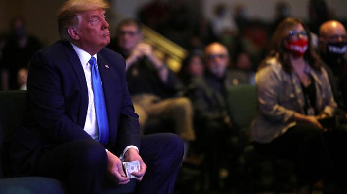 Trump'ın bir Çin bankasında hesabı olduğu ortaya çıktı