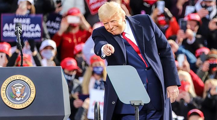 Trump seçim sonuçlarına ilişkin anketlerin doğruyu yansıtmadığını ifade etti