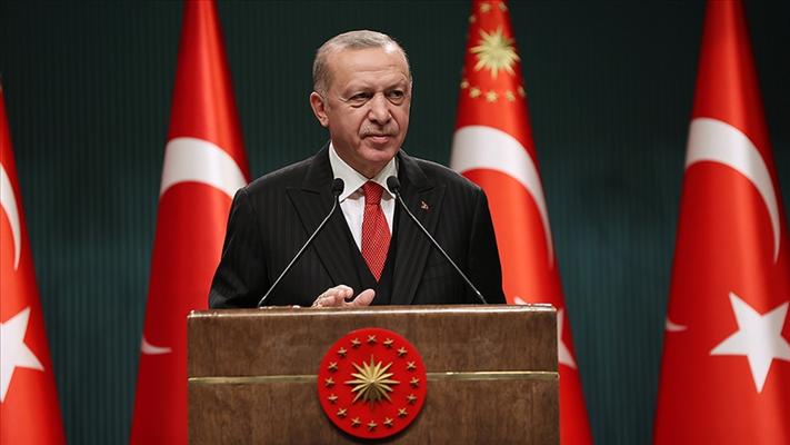 Cumhurbaşkanı Erdoğan ekonomi hakkında konuştu