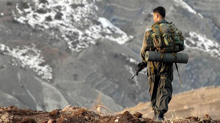 Türkiye'ye sızmaya çalışan terörist Hatay'da yakalandı