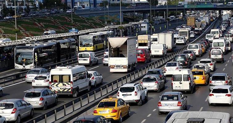 Motorlu Taşıtlar Vergisi yeni yılda %9,11 artacak