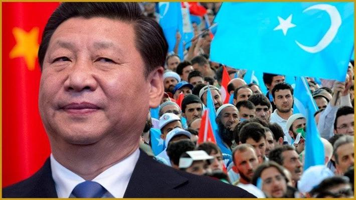 Ünlü giyim firması H&M'den Çİn'in Uygur Türkleri uyguladığı zülme tepki