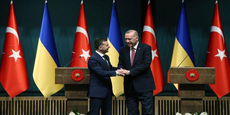 Ukrayna, Türkiye Hakkında Konuştu