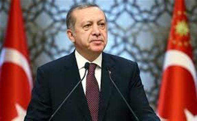 Cumhurbaşkanı Erdoğan, ABD'nin yaptırım kararı hakkında konuştu