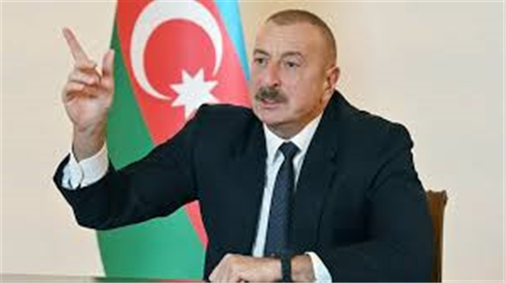 Aliyev'den Ermenistan'a: ''Bu sefer onları tamamen yok ederiz''