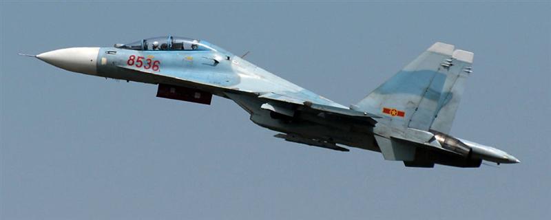 Rusya'da askeri eğitim sırasında kaza oldu savaş uçağı düştü