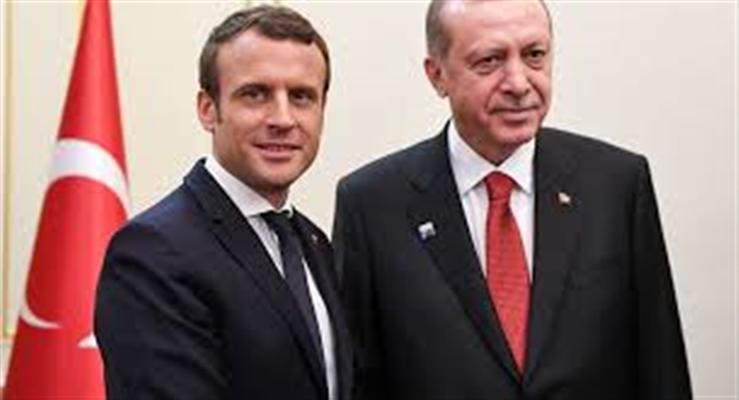 Cumhurbaşkanı Erdoğan, Macron hakkında konuştu