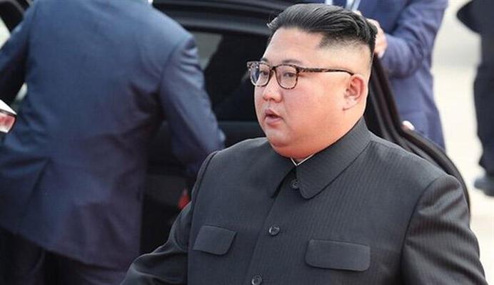 Kim Jong Un halkından özür diledi,ağladı
