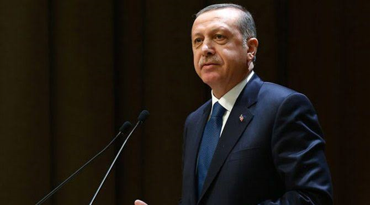 Recep Tayyip Erdoğan'dan açıklama