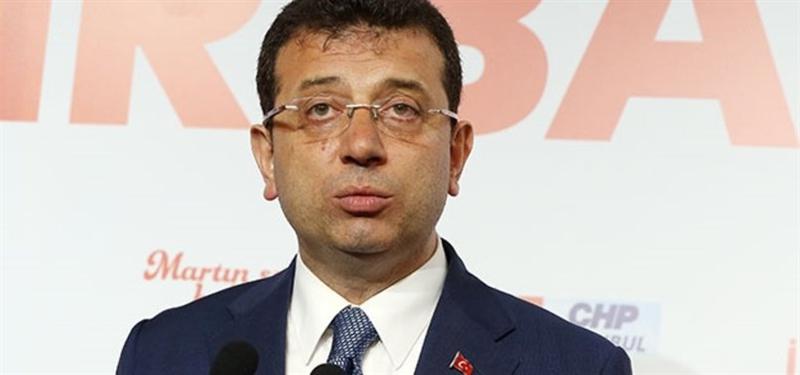 Ekrem İmamoğlu'nun Covid19 testi pozitif çıktı