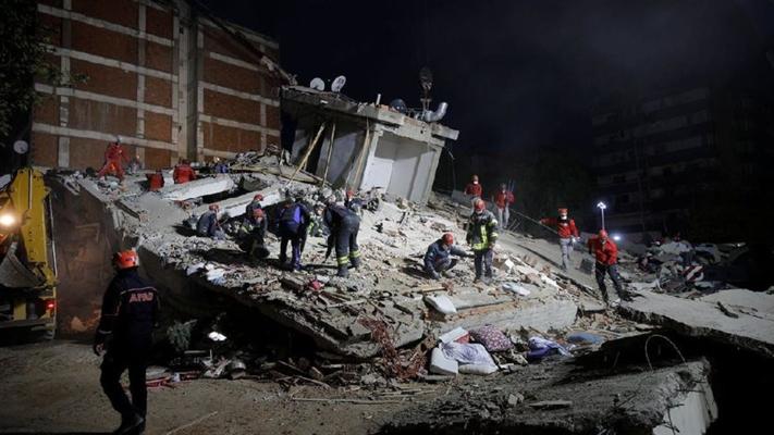 İzmir'deki depremde can kaybımız ve yaralı sayımız yükseldi