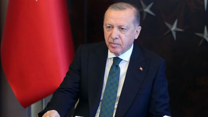 Recep Tayyip Erdoğan: ''Ülkemizi her gün afetlere karşı daha dayanıklı hale getiriyoruz''
