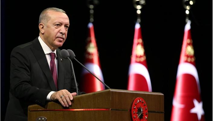 Cumhurbaşkanı Erdoğan'dan sert S400 açıklamaları