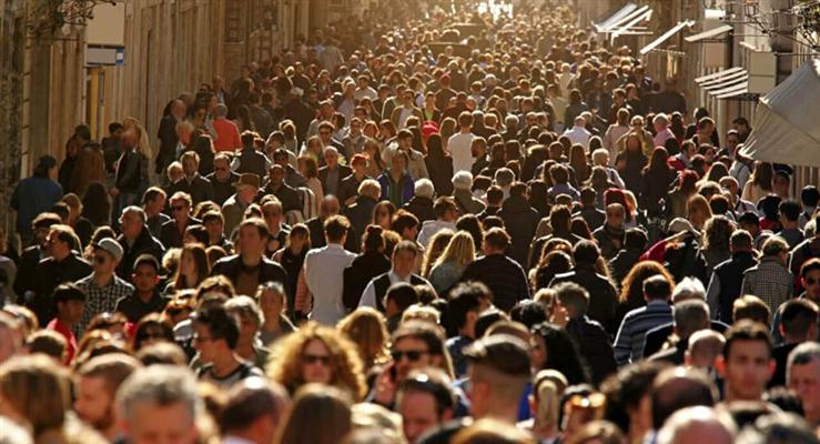 Türkiye'nin en kalabalık 3 ilçesi açıklandı