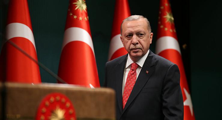 Cumhurbaşkanı Erdoğan ''Kabine değişikliği veya bakanlıkların birleşmesi'' şeklinde dolaşan iddialar hakkında konuştu