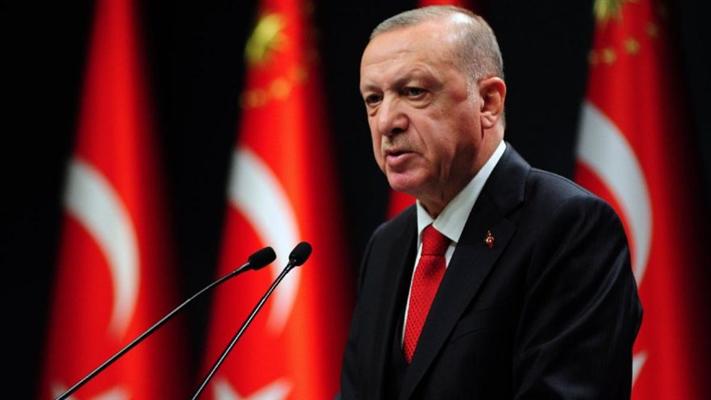 Cumhrubaşkanı Erdoğan: ''Aşı olma konusunda herhangi bir sıkıntım söz konusu değil''