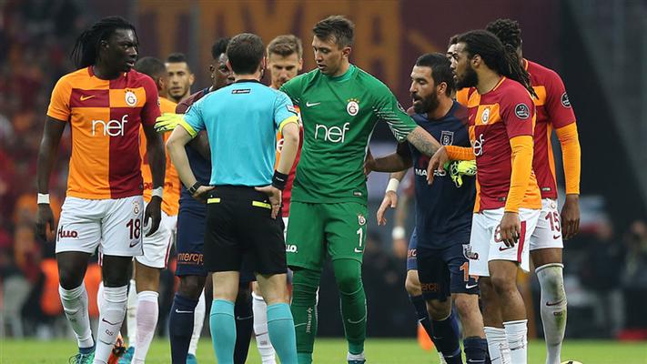 Haftanın derbisi Galatasaray-Başakşehir