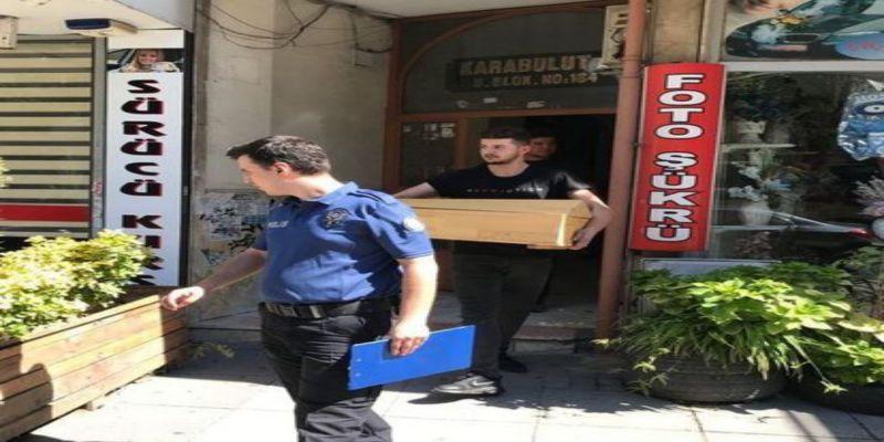 Gaziosmanpaşa'da Bebek Cinayeti