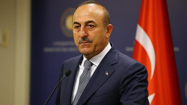 Mevlüt Çavuşoğlu: ''ABD'nin yaptırım kararını kınıyor ve reddediyoruz''