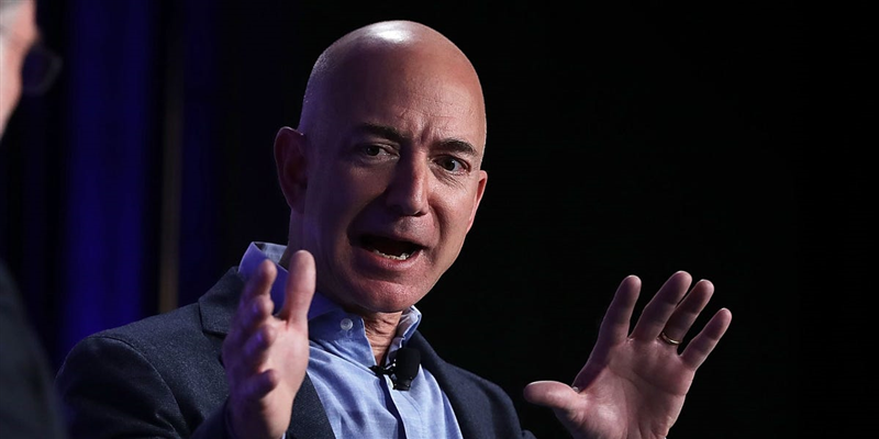 ABD'nin en zengin 643 kişisi açıklandı en zengin insan Jeff Bezos