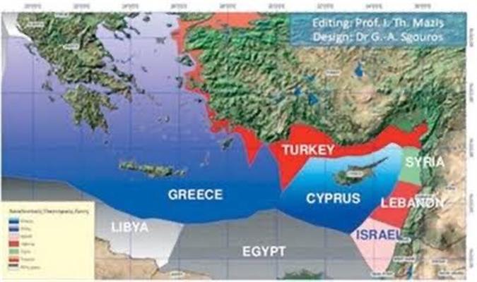 ABD Ankara Büyükelçiliiği'nden Türkiye'yi de ilgilendiren Sevilla haritası açıklaması