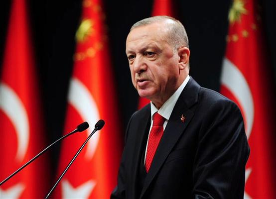 Cumhurbaşkanı Erdoğan: ''Savunma sanayimizi bağımsız hale getirmek için 2 kat fazla çalışacağız''