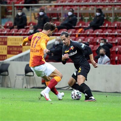 Maç sonucu Galatasaray 1-1 Kayserispor