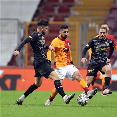 Maç sonucu Galatasaray 3-1 Göztepe