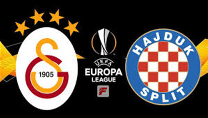 Avrupa Kupası  2. ön elemesi Galatasaray-Hajduk Split
