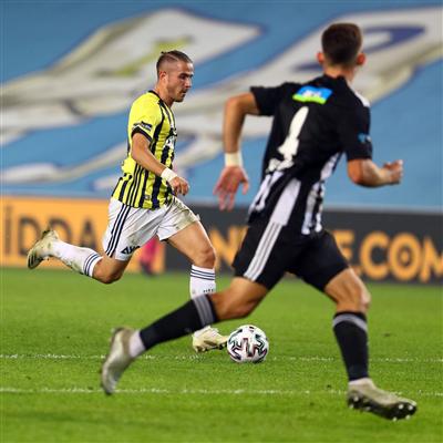 Maç sonucu Fenerbahçe 3-4 Beşiktaş