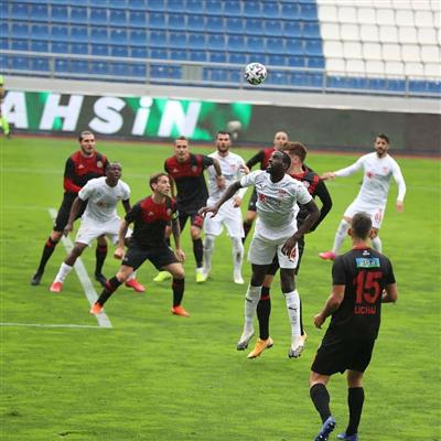 Maç sonucu Sivasspor 1-1 Karagümrük